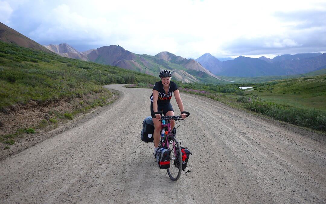 Will Bears Chase Us If We Cycle through Denali National Park?